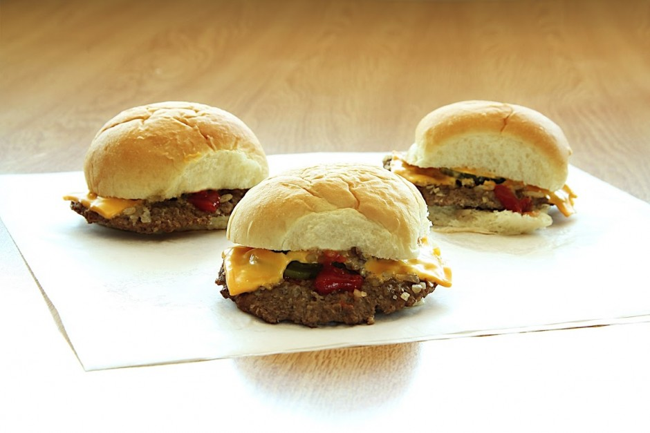 Cheese Sliders 3