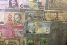 Currency Wall 02