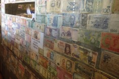 Currency Wall 01