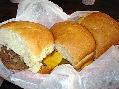 Chicago Hamburger Sliders